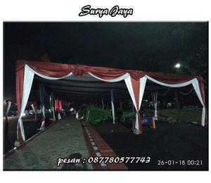 persewaan tenda acara besar maupun kecil di jabodetabek