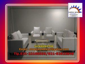 Sewa Sofa Putih Bersih Untuk Acara Rapih Tertata