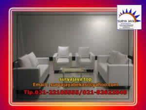 Menyewakan Sofa Putih Di Jabodetabek