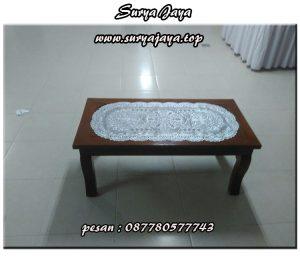sewa meja kayu murah berkualitas