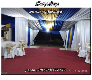 rental tenda event