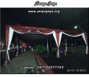 pusat rental tenda event meriah