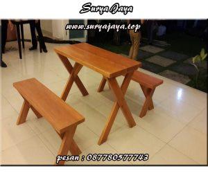 perentalan meja taman murah