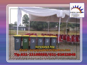 Menyewakan Bak Sampah untuk Bersihnya Acara Istimewa Anda