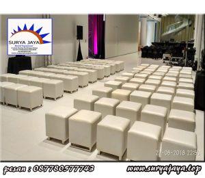 rental kursi puff untuk berbagai macam event di jabodetabek