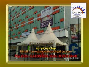 Menyewakan Tenda Sarnafil Untuk Acara Bazar Di Jabodetabek