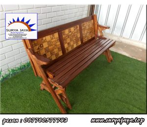 Rental kursi meja taman lipat mewah praktis di jabodetabek dan karawang