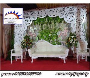 pusat rental pelaminan untuk pernikahan murah mewah di jabodetabek