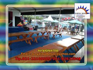 kursi dan meja taman