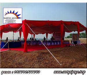 Direntalkan tenda konvensional lengkap berkualitas minat hubungi 021-82622848