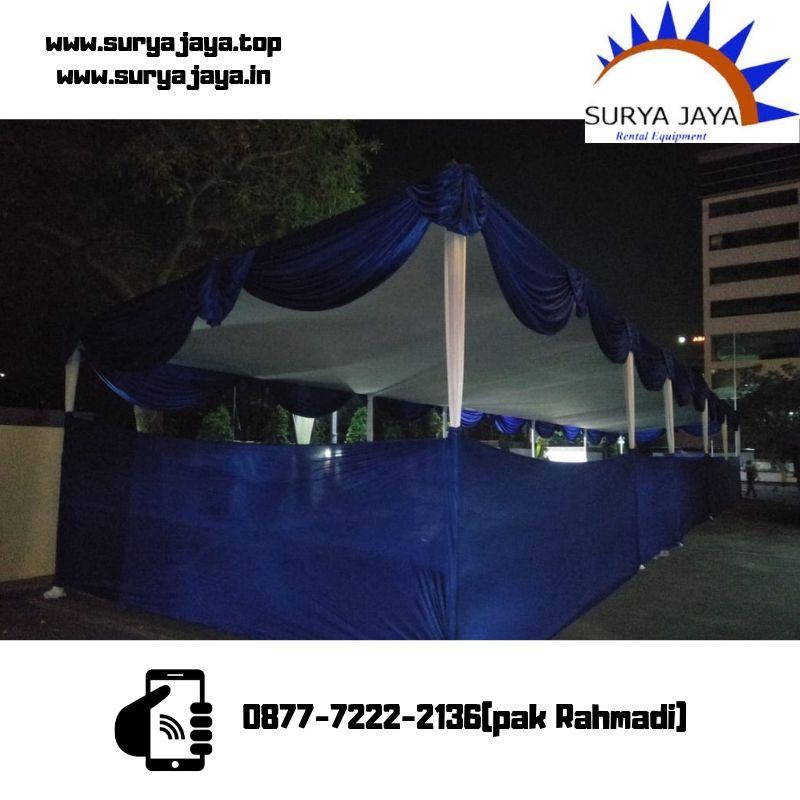 Disewakan Tenda Plafon Gambir Jakarta Pusat