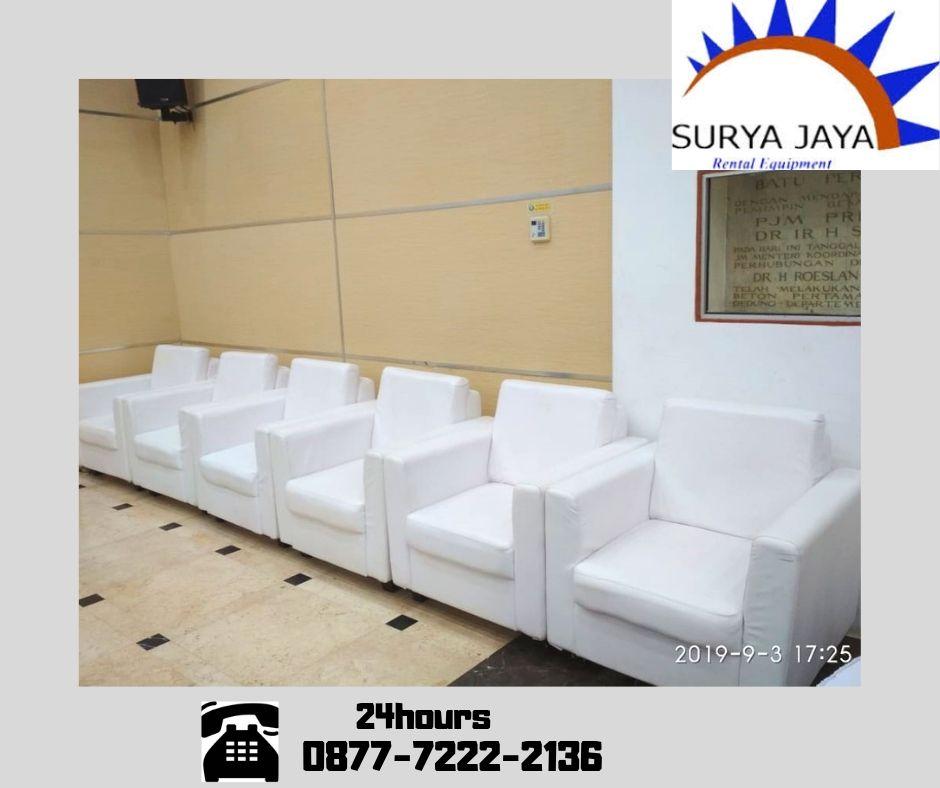 Sewa Sofa Meja Vip Jakarta Pusat