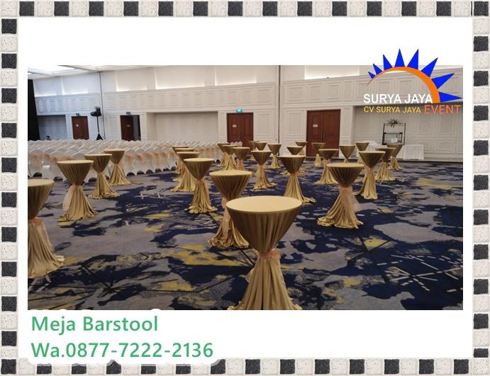 Sewa Meja Barstool Bekasi