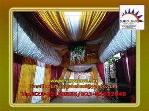 Sewa Tenda Pernikahan Dan Khitanan Paket Hemat Jakarta