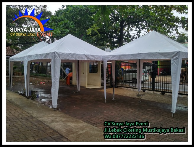 Sewa Tenda Bazar Bekasi