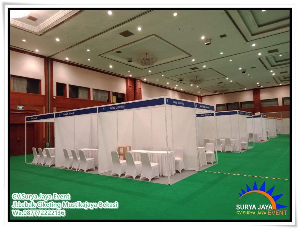 Sewa Partisi Booth Jakarta