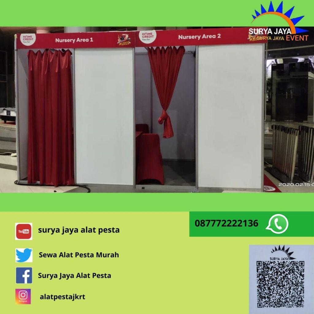 Sewa Partisi Murah Berkualitas Super Jakarta