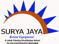 Surya Jaya Rental Equipment  0877-8057-7743