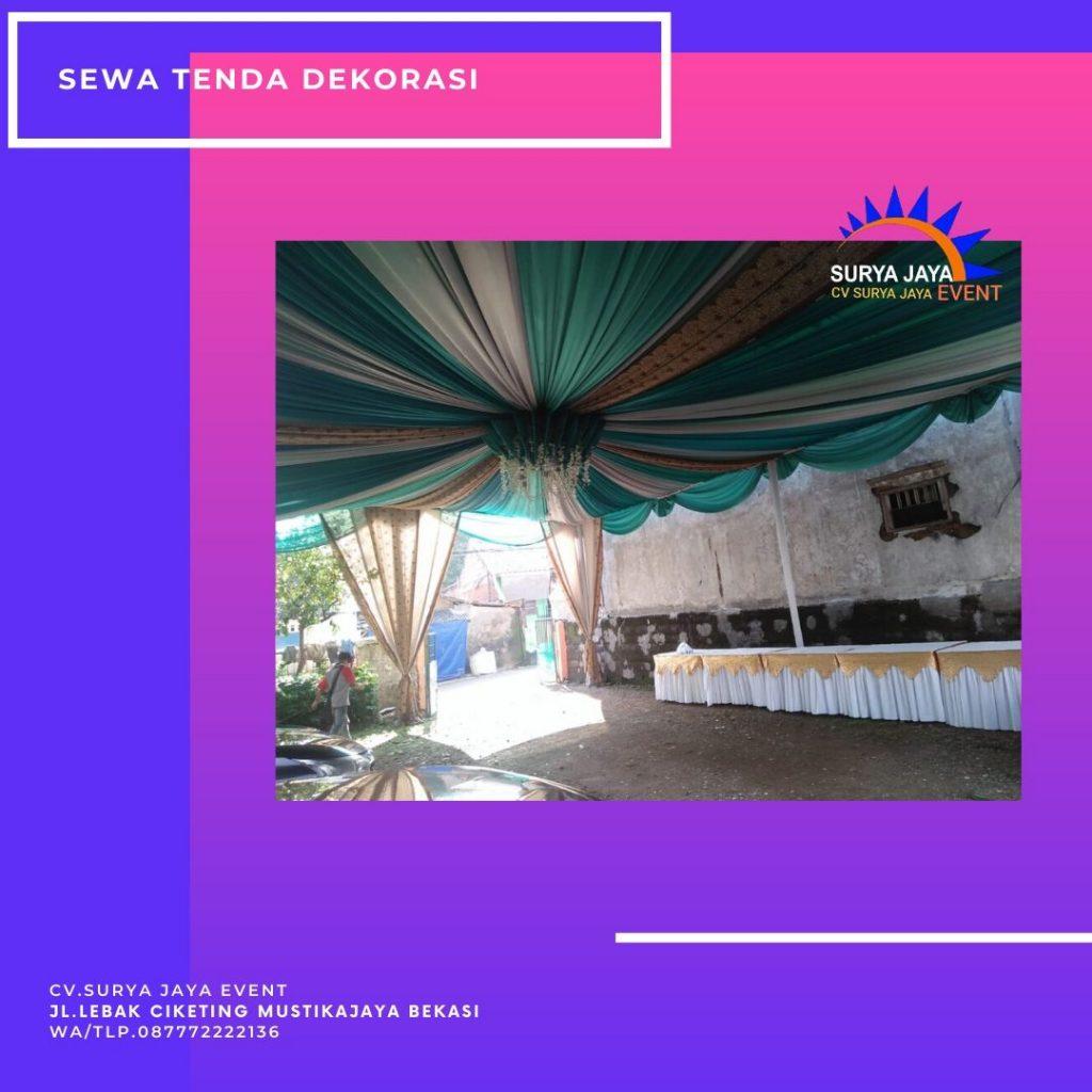Sewa Tenda Dekorasi Bekasi Archives Surya Jaya Rental Equipment 0877 8057 7743