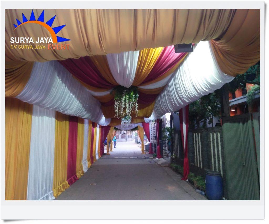 Sewa Tenda Pernikahan Jakarta Barat