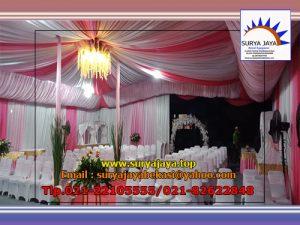 sewa tenda pernikahan bekasi