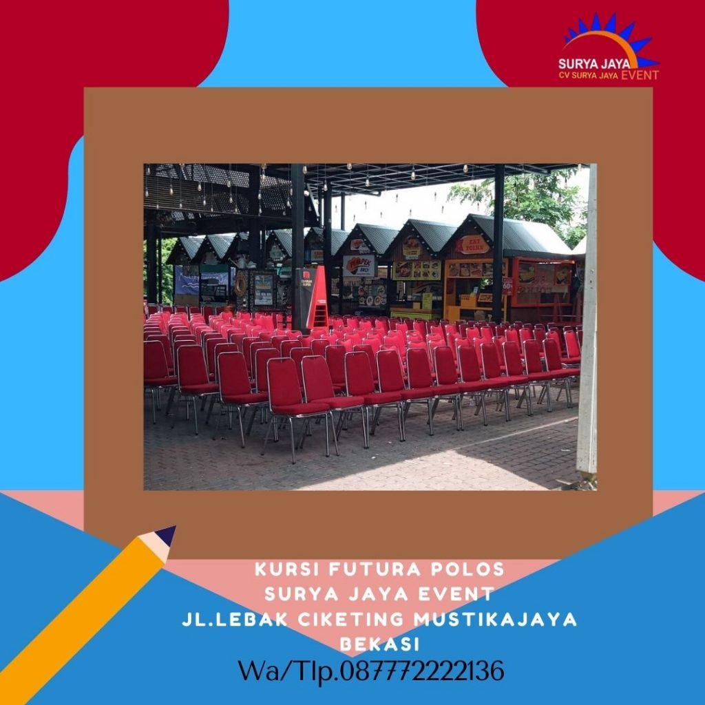 Sewa Kursi Futura Murah Jakarta Selatan
