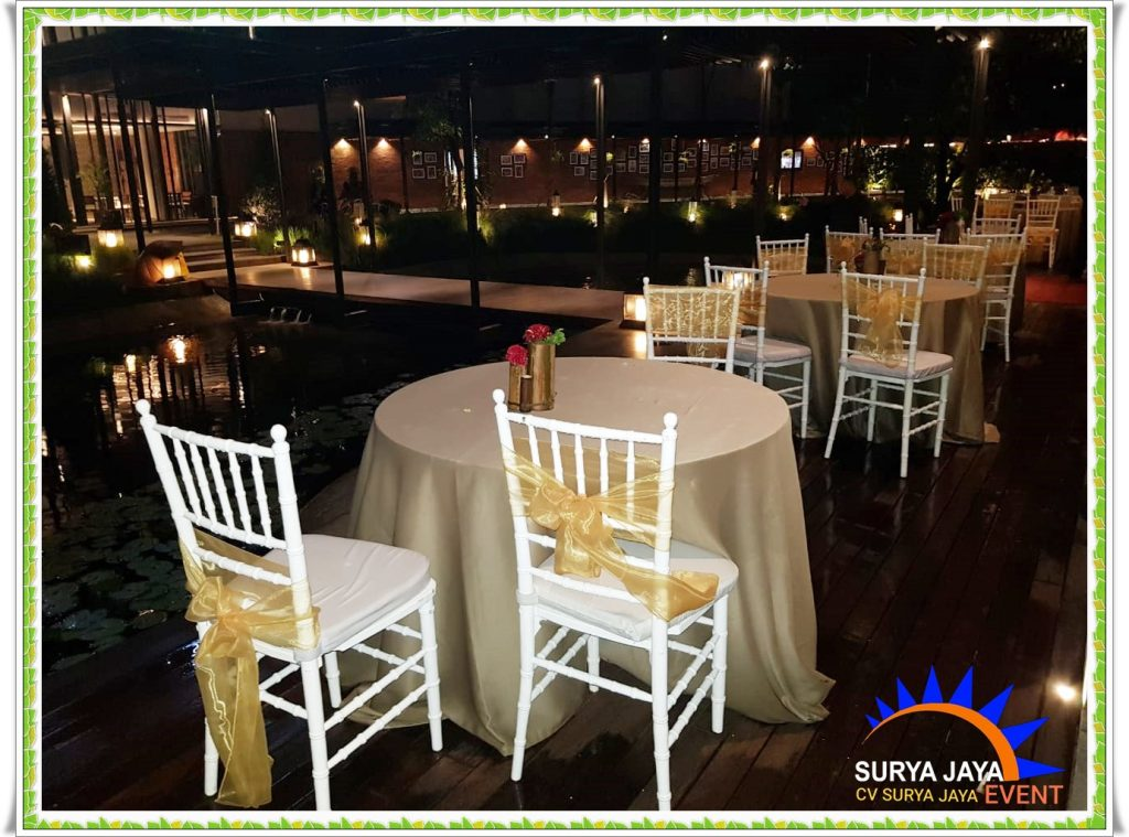 Sewa Kursi Tiffany Jakarta Pusat Berkualitas