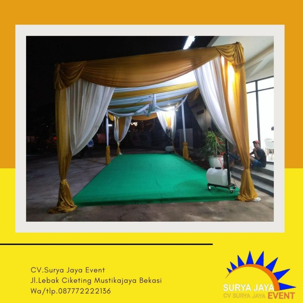 Sewa Tenda Jakarta Barat Pelayanan 24 Jam Siap Antar
