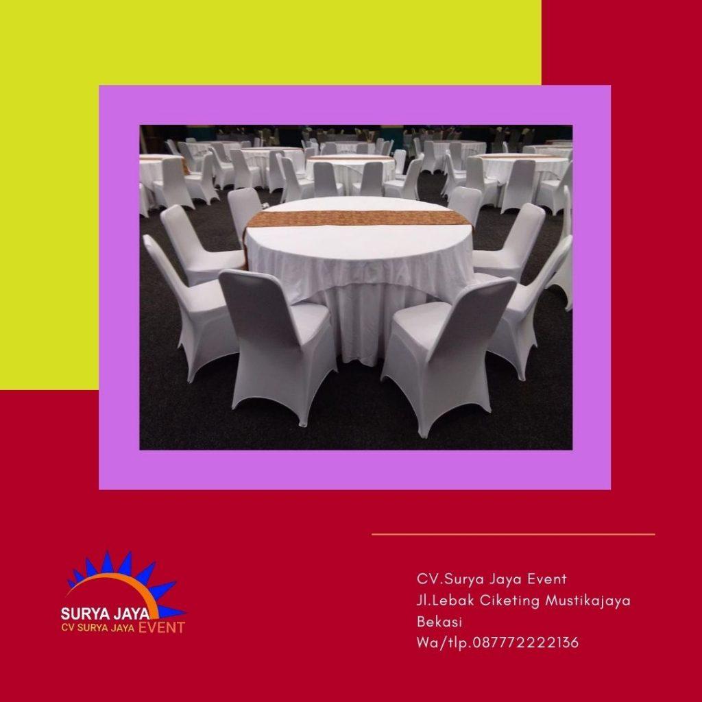 Harga Sewa Meja Kursi Pesta Di Bekasi