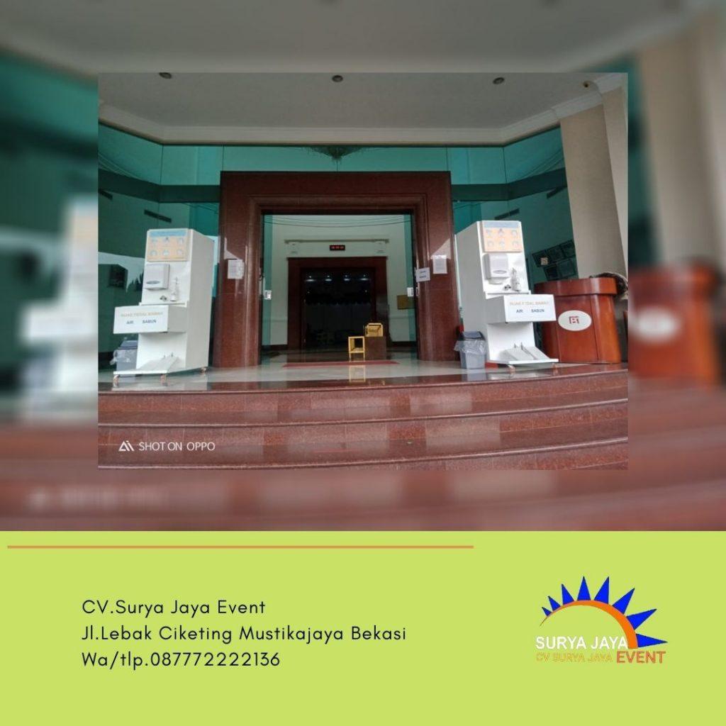 Sewa Wastafel Portable Jakarta Bekasi Siap Antar Pelayanan 24 Jam