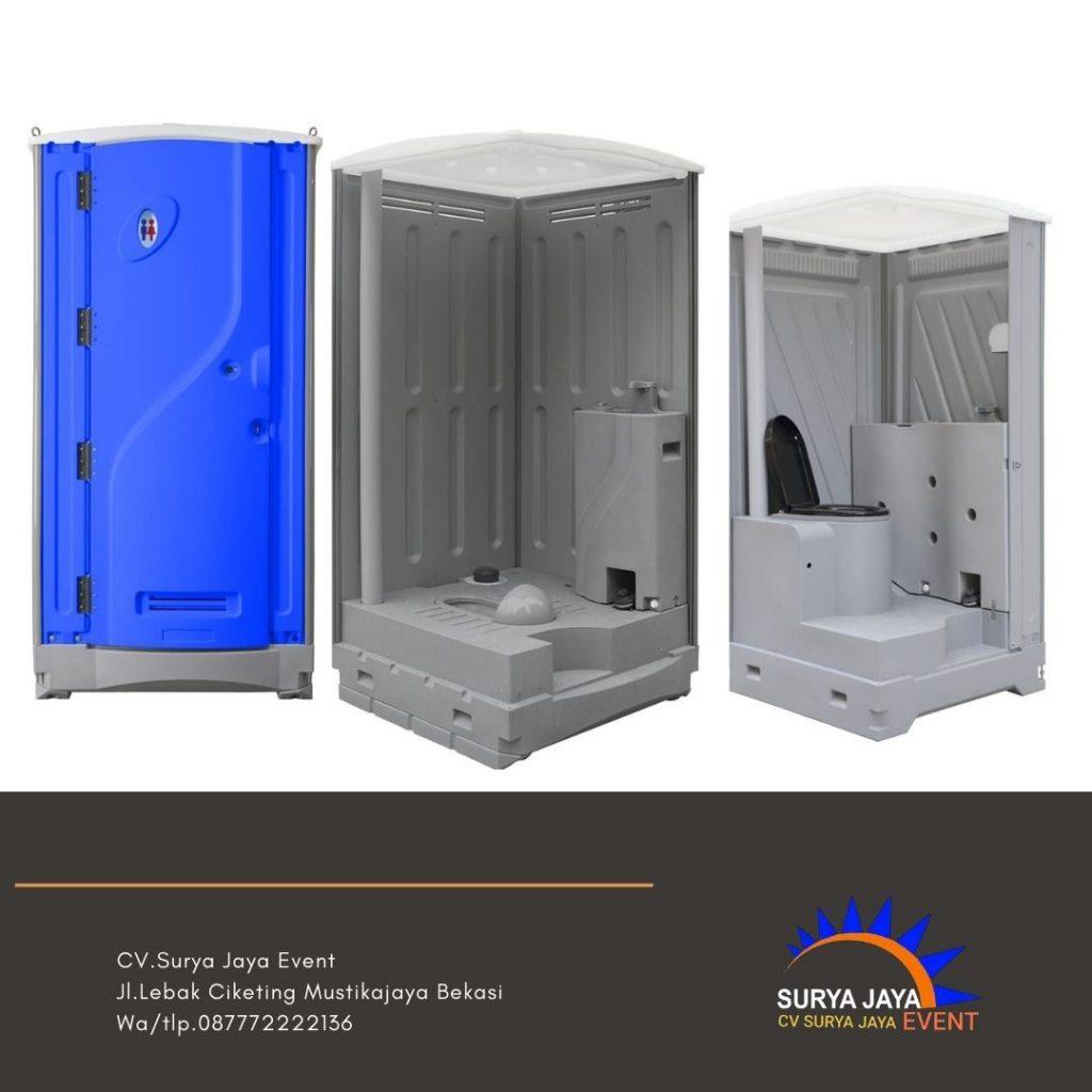 Sewa Toilet Portable Bersih Wangi Dan Ramah Lingkungan Siap Kirim