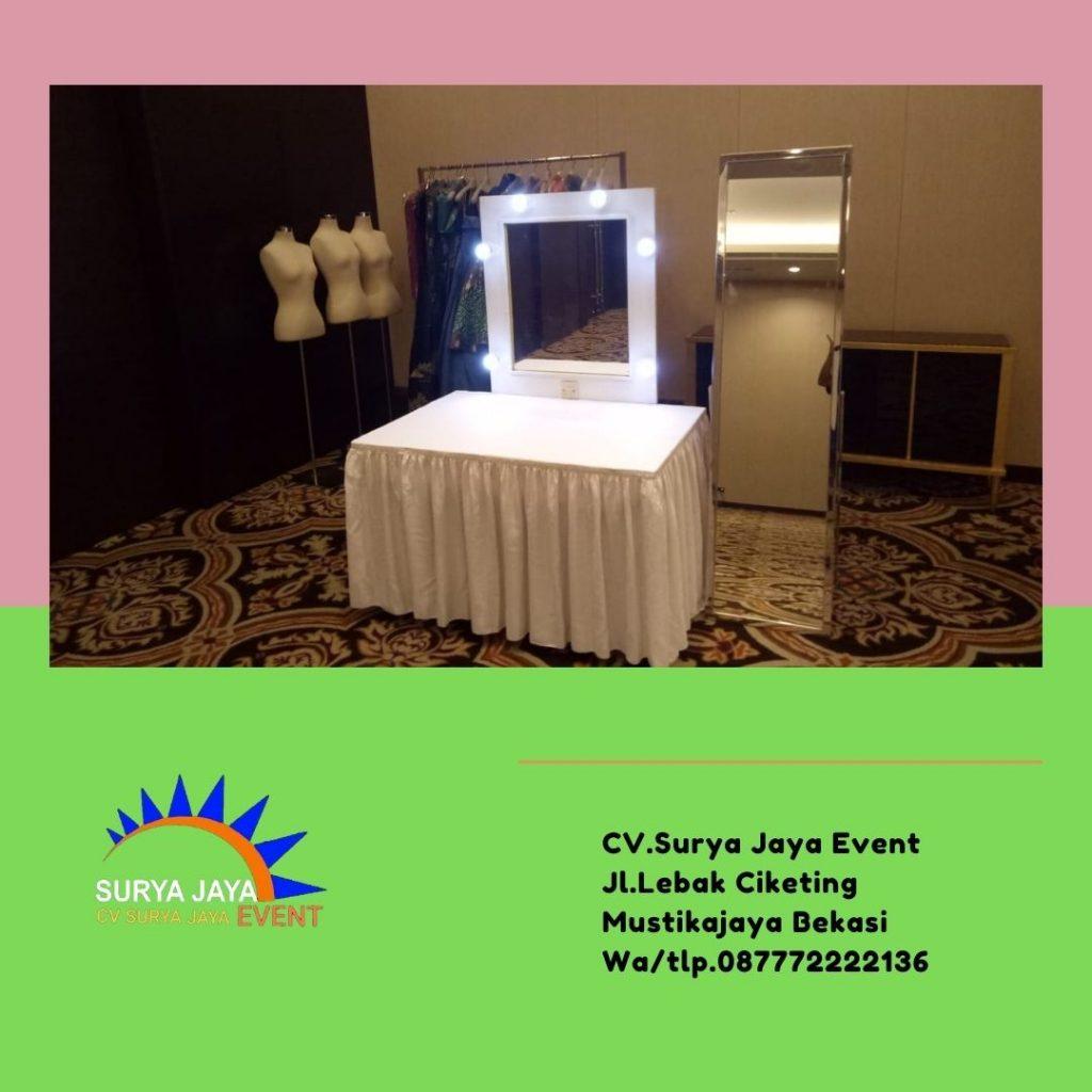 Sewa Kaca Rias Untuk Event Di Jabodetabek