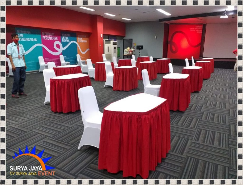 Sewa Meja Murah Kualitas Baik Untuk Berbagai Macam Event