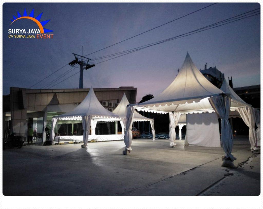 Sewa Tenda Sarnafil Terdekat Dan Termurah Siap Kirim