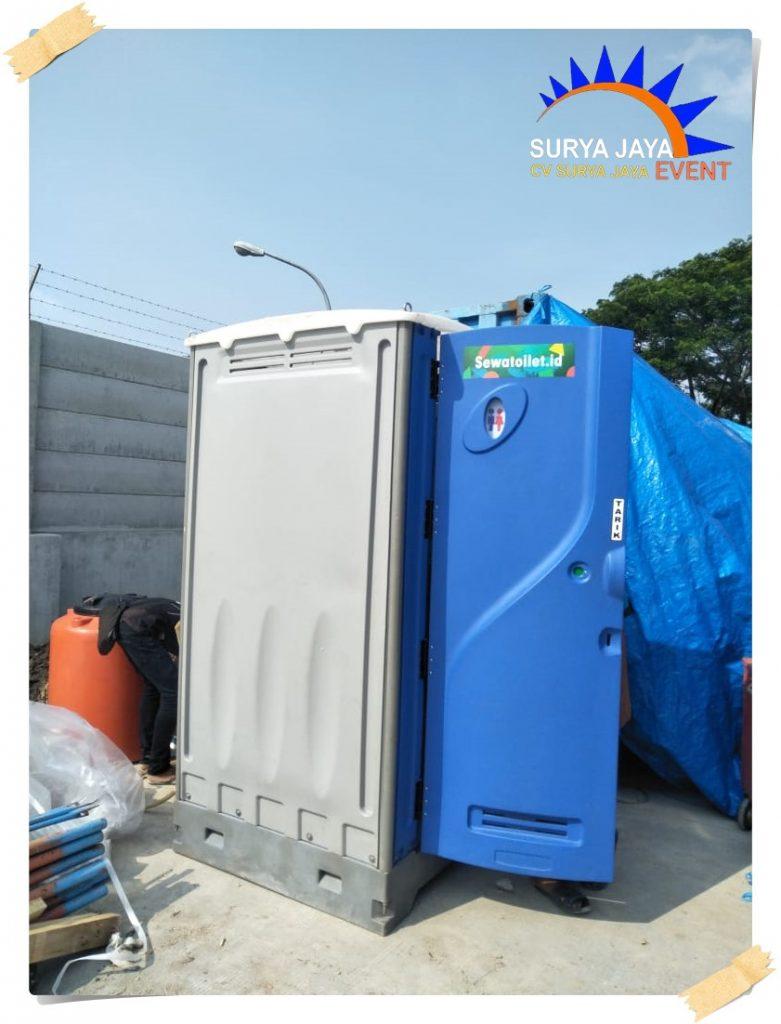 Sewa Toilet Portable Murah Pelayanan 24 Jam Siap Antar