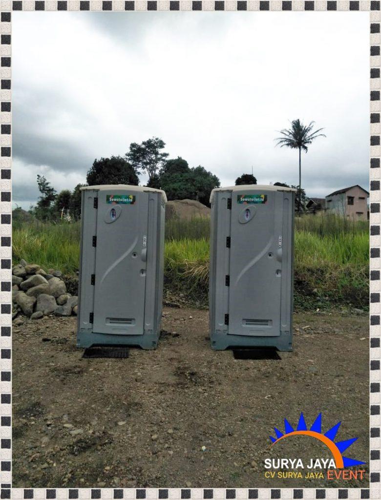 Sewa WC Wangi Bersih Dan Ramah Lingkungan Siap Kirim