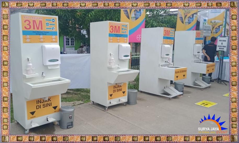 Sewa Wastafel Portable Di Bogor Murah Berkualitas