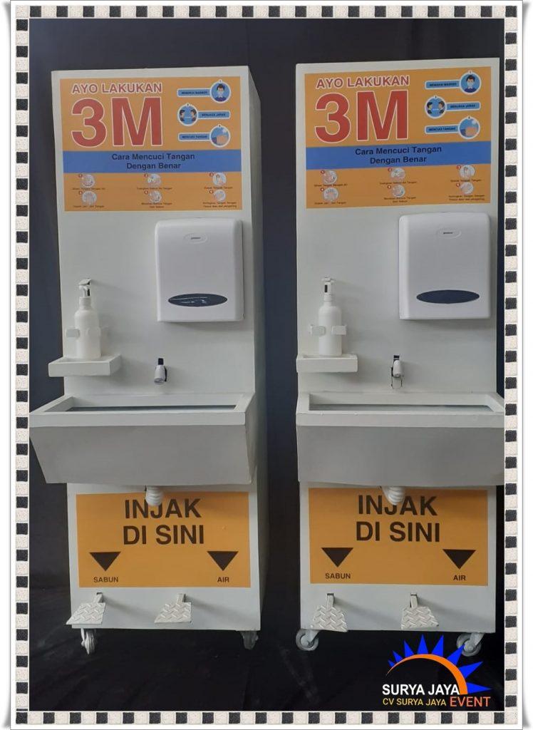 Sewa Wastafel Portable Tangerang Siap Kirim Pelayanan 24 Jam