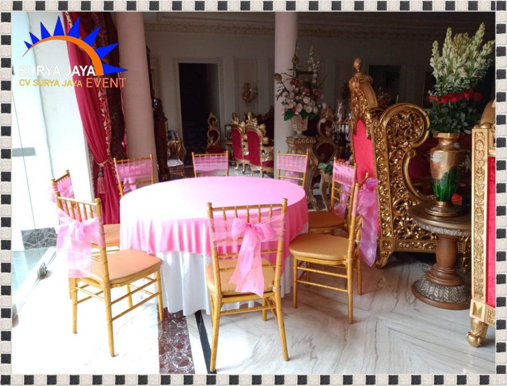 Sewa Round Table Jakarta Utara