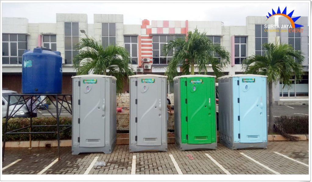 Sewa Toilet Portable Di Kota Jakarta