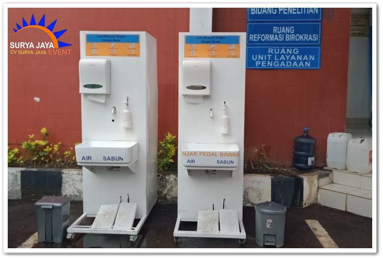 Sewa Wastafel Portable Di Kota Jakarta