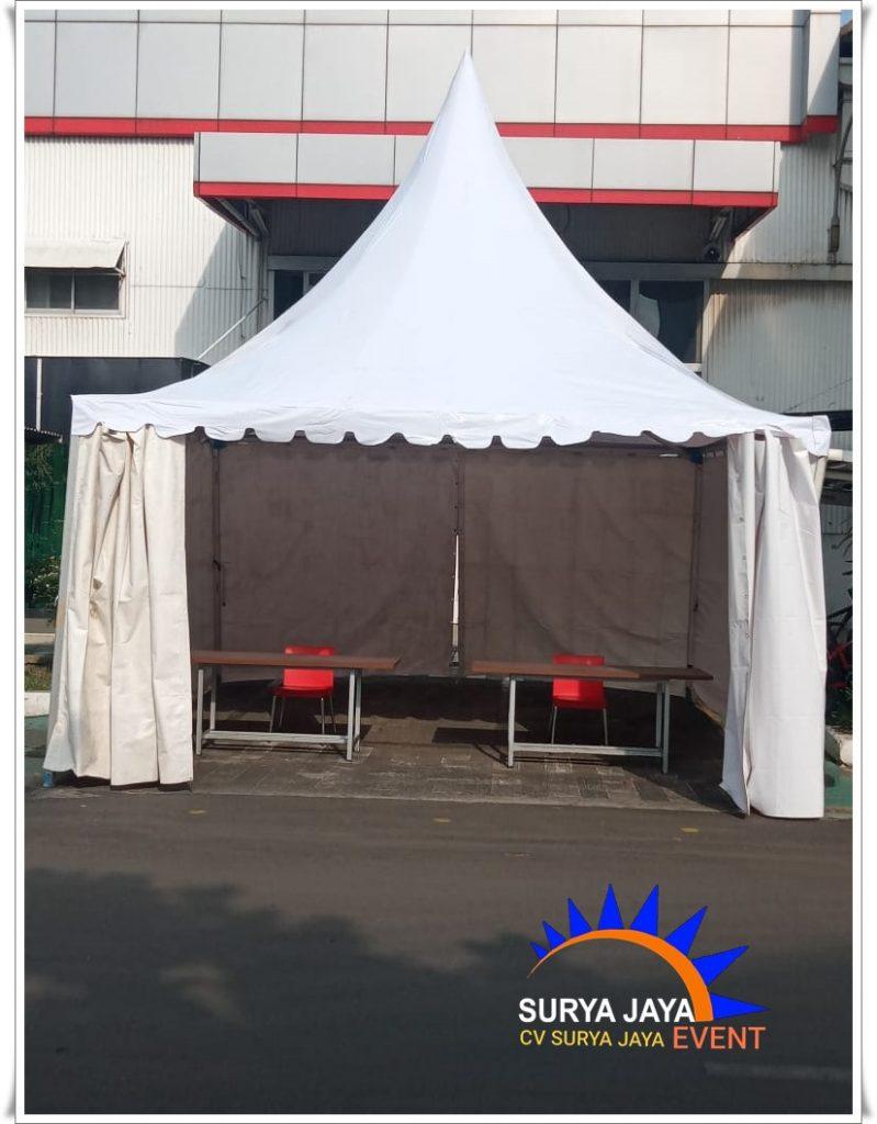 Sewa Tenda Kerucut Di Jakarta Timur Kota