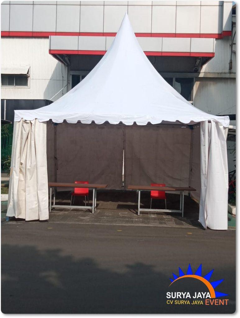 Sewa Tenda Kerucut Di Jakarta Kota