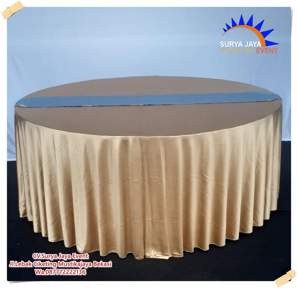 Rental Round Table Di Kota Bekasi