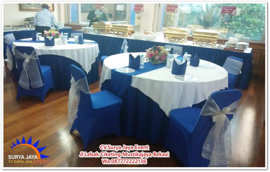 Sewa Meja Dan Kursi Pesta Di Kota Bekasi