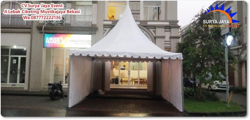 Sewa Tenda Kerucut Di Bekasi Kota