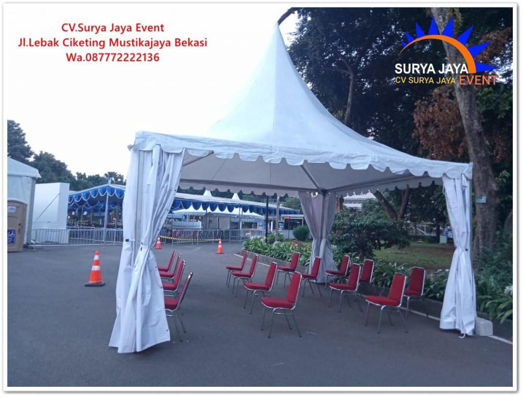 Sewa Tenda Kerucut Jakarta Kota