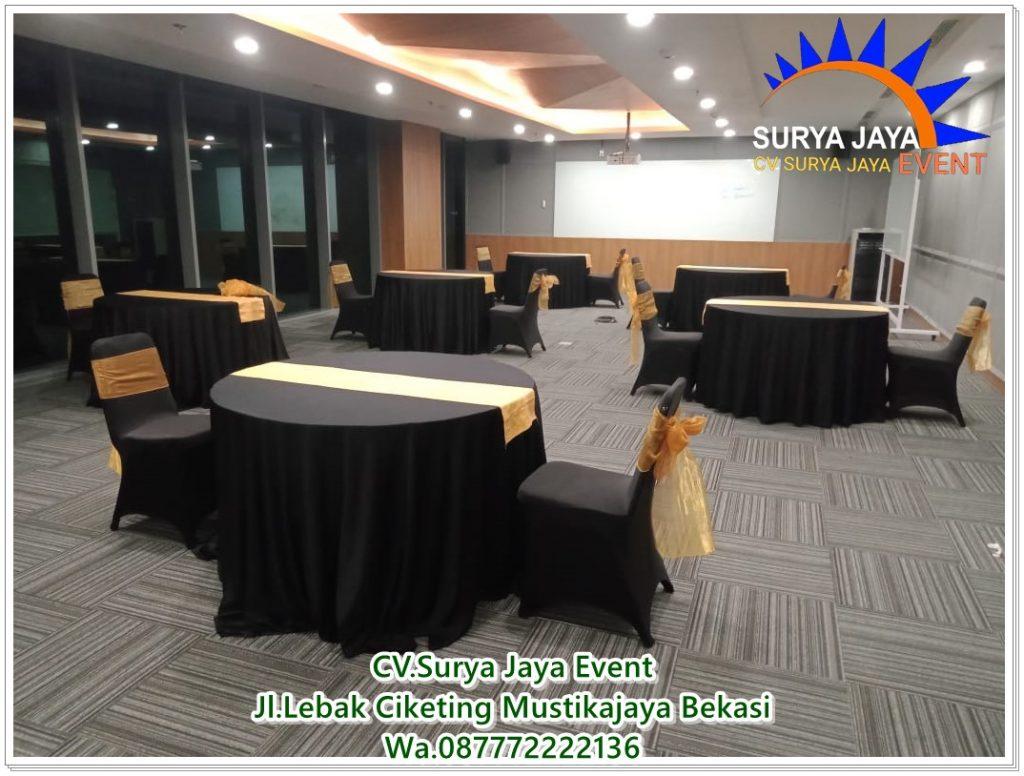 Sewa Meja Dan Kursi Untuk Event Di Jakarta Timur