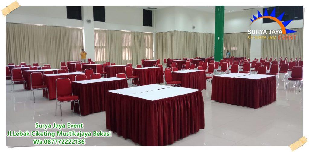 Sewa Kursi Meja Untuk Event Di Bhayangkara