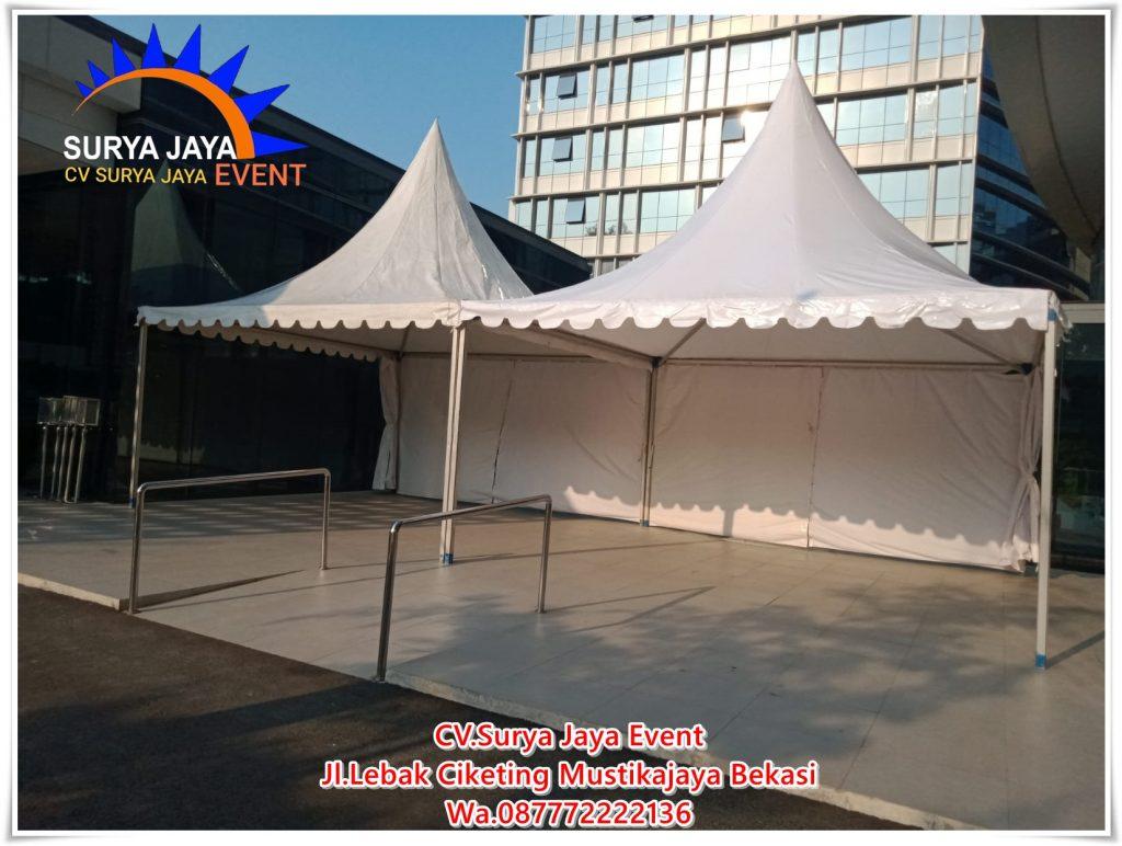 Sewa Tenda Sarnafil Di Jakarta Timur